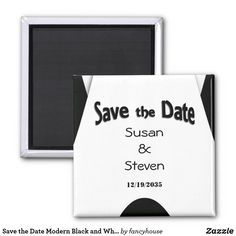 Save the Date Modern