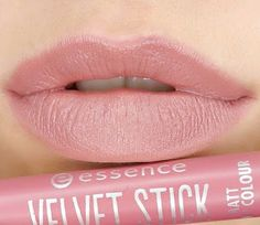 essence velvet stick matt lip colour 02 peony star