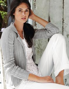 Chic Revere Cardigan - Boden