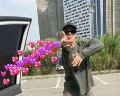 yang hyunsuk and bang sihyuk has left the chat Foto Bts, Sapo Meme, Memes Lindos, Heart Meme, Bts Meme Faces, Cute Love Memes, Bts Reactions, Quality Memes, Mood