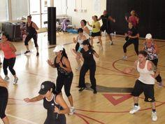 The Fullerton Family YMCA Insanity Class launch #bootcamp #insanity #ymcaoc #ymcaocfn #Fullerton #ymca #orangecounty #fitness #community #california #gym #workout #getfitin2014