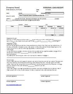 Non Refundable Deposit Receipt Download Free At HttpWww