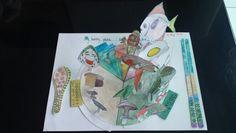 Kid's School project: My Healthy Plate.