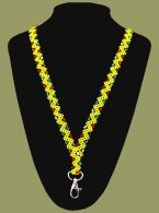 Beaded_Lanyards African Crafts, Beaded Lanyards, Chain, How To Make, Pattern, Jewelry, Jewlery, Jewerly, Necklaces