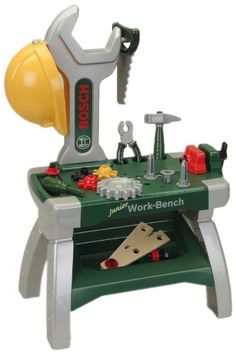 Theo klein Bosch Junior Workbench >>> This is an Amazon Affiliate link. Check out the image by visiting the link.