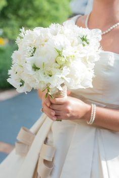 All-white loveliness Photography by Leigh Webber / leighwebber.com, Event Planner and Designer by Kristin Newman Designs / kristinnewman.com, Floral Design by Gathering Floral + Event Design / gatheringevents.com