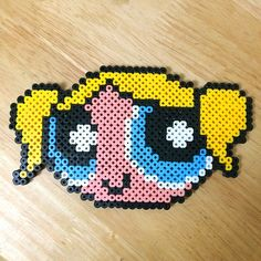 PPG Bubbles perler beads by myjsi000
