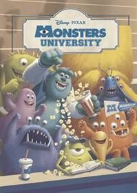Disney Monsters University Padded Classic Storybook
