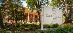The Carolina Inn in Chapel Hill, NC