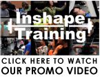 Inshape Training fitness instructor and personal trainer certification courses video2