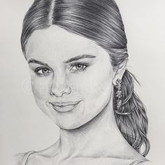 Selena Gomez by albasketch #draw #drawing #illustration #art #artist #sketch #sketchbook #Selena #SelenaGomez #selenator #albasketch