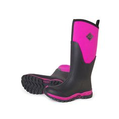Muck Boots Arctic Sport II Tall Wellington Boot in Pink