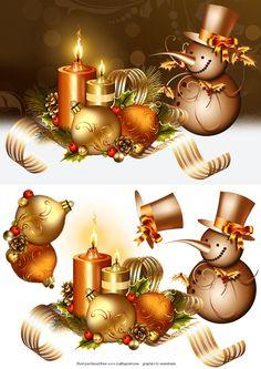 3D Christmas.