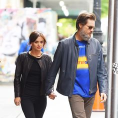 La novia de Jim Carrey se suicidó