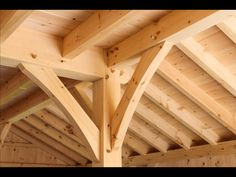 Post & Beam Barn Structure