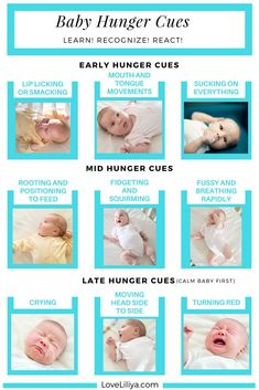 Learn to RECOGNIZE your baby's hunger cues! Waiting too long will make it harder on both baby an Third Baby, First Baby, Newborn First Week, Lamaze Classes, Baby Kicking, Baby Supplies, After Baby, Baby Arrival, Pregnant Mom
