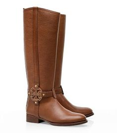 Tory Burch: Flat Boots Fall 2012 | The Exclusive Pages