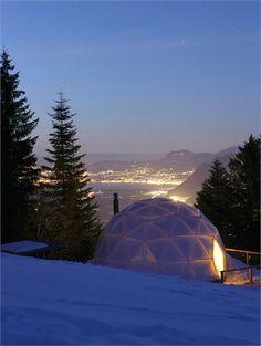 WhitePod #Alpine #Ski #Resort - Monthey, #Switzerland - 2012 - Angelique Buisson