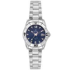 Bulova Women's 96M40 Marine Star Watch *** Be sure to check out this awesome product.