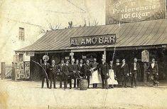 Old photos of the Alamo | TexAgs