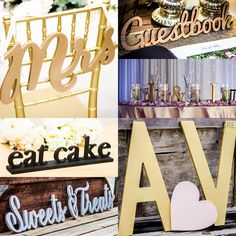54 unique wedding decor ideas