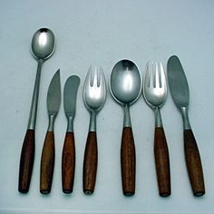 The Scandinavians do everything better ... even flatware.