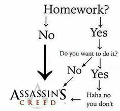 Assassin's Creed meme