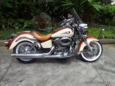 1998 Honda Shadow ACE 750
