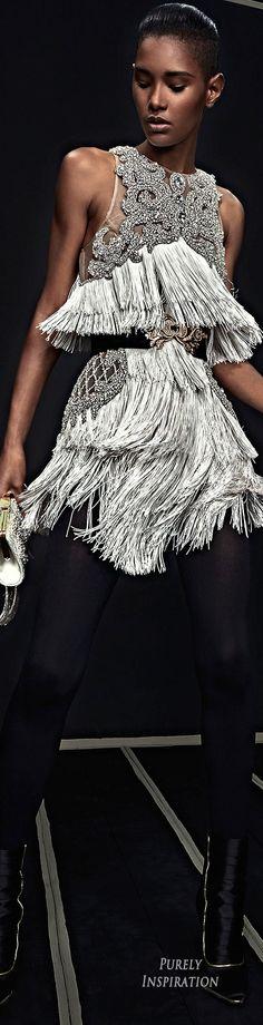 Balmain PF2016 Women's Fashion RTW   Purely Inspiration