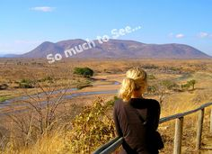 Why would you want to visit Ruaha?