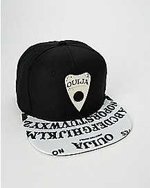 0abd861f486 Ouija Snapback Hat - Hasbro Snapback Hats
