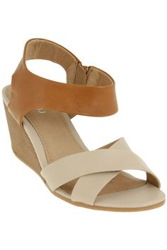 poppy wedges