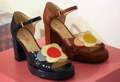 4bb9740b488 orla kiely shoes These are going into fall with me! I will wear socks or  tights in the colder weather