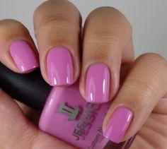 Jessica Custom Colour Ocean Bloom, new for Spring 2014.