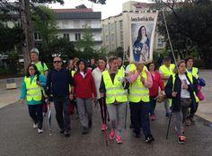 Campomaiornews: Peregrinos de Campo Maior já chegaram a Fátima
