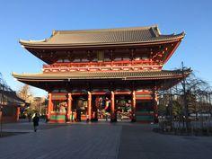 Sensō-ji tempel, Tokio, Japan
