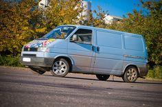 Rad Van! #van #life #vanlife #rad #skater #skateboarding #VW #t4
