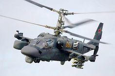 20 лет назад, 25 июня 1997 года, на летно-испытательном комплексе в Жулебино свой первый полет в режиме висения совершил вертолет Ка-52 «Аллигатор» – двухместная модификация Ка-50, разработанная и собранная на базе ОКБ им. Камова (в настоящее врем...