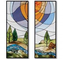 Stained Glass | Junebug Design