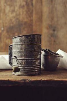 ..Use a cusinart or a whisk instead of a sifter .for flour and powdery spices . You will achieve the same effect of lightening the blend.