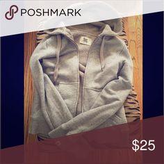 J Crew Vintage Fleece Hoodie Super comfy J Crew hoodie in great condition. No trades please. J. Crew Tops Sweatshirts & Hoodies