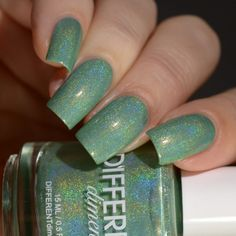 Different Dimension Polishes for Crystal's Charity Lacquers – No MS'ing Around