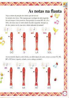 Blog do professor Rafael Oliveira Freire(musicalização): Flauta doce