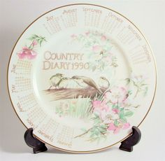 caverswal plate country diary of an Edwardian lady