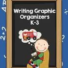These writing graphic organizers are designed to help your students organize the following types of writing: Sequencing the story, Beginning-Middle...