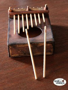 Kalimba music instrument