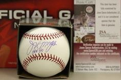 Joe Morgan Signed Baseball w/ HOF 90 - JSA Certified - Autographed Baseballs by Sports Memorabilia. $100.20. Joe Morgan HOF 90 Autographed Rawlings OML Baseball- JSA Authenticated
