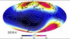 Earth's Magnetic Field Is Changing, Pole Reversal Overdue by Thousands o...