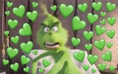 O Grinch, Grinch Memes, Grinch Christmas, Christmas Carol, Green Characters, Adventure Time Finn, Crush Memes, Charlie Brown Christmas, Peanuts Snoopy