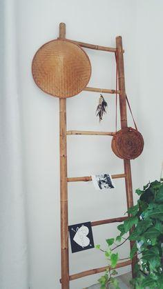 Ladder van Xenos met spullen uit Indonesië